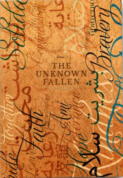 "Image of the cover of the book ""The Unknown Fallen."""